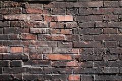 Wiele ściana z cegieł tło Zdjęcia Stock