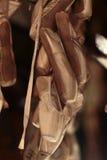 Wiele baletów punkty Zdjęcia Royalty Free
