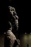 Wiele głowy Buddism godness Guanyin Zdjęcia Royalty Free