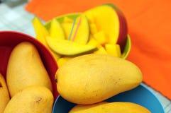 Wiele mango Obrazy Royalty Free