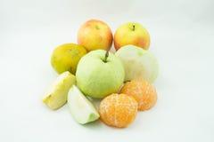 Wiele owoc Zdjęcie Royalty Free
