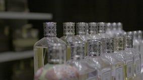 Wiele pachnidło butelki zdjęcie wideo