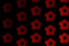 Wiele piłek nożnych piłek czarny i biały tło Futbolowe piłki w wodzie zdjęcie stock