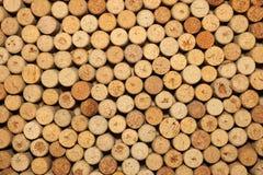 Wiele różni wino korki Zdjęcie Royalty Free