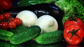 Wiele warzywo zbiory