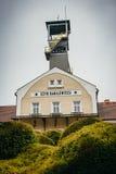 Wielicki, Polska - 20th 2016 Październik Solankowej kopalni muzeum w Wieli Fotografia Royalty Free