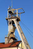 Wieliczka headframe Royalty Free Stock Photos