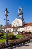 Wieliczka - Poland - Underground Salt Mine Museum Stock Photo