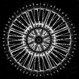 Wieliczka Polen - 20th Oktober 2016 En av den massiva chanden royaltyfria bilder