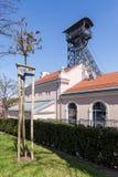 Wieliczka - Polen - underjordiskt museum för salt min Arkivbild