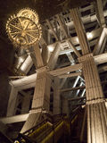 Wieliczka Salt Mine - Poland. Deep undergound in the Wieliczka Salt Mine near Krakow in Poland. It is open to the public and is now a UNESCO World Heritage Site Royalty Free Stock Photo