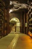 Wieliczka Salt Mine Stock Photography