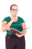 Wielka biznesowa kobieta Fotografia Stock