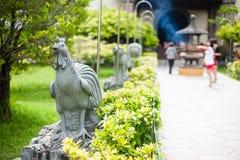 Wielka Buddyjska świątynia w Azja Południowo-Wschodnia zdjęcia royalty free