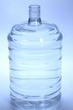 Wielka butelka woda pitna Zdjęcie Royalty Free