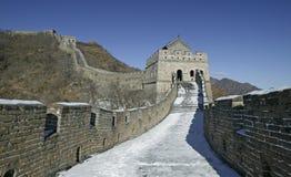 wielka ściana Pekin Zdjęcie Royalty Free