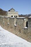 wielka ściana Pekin Fotografia Royalty Free