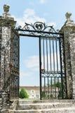 Wielka Dokonanego żelaza brama Zdjęcia Royalty Free