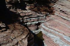 wielka erozja jar zdjęcie stock