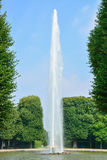 Wielka fontanna w Herrenhausen ogródach, Hannover, Niemcy Zdjęcia Royalty Free