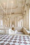 Wielka Hala i schody Versailles górska chata Zdjęcia Stock
