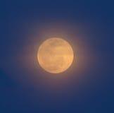 wielka księżyca Fotografia Royalty Free