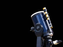 wielka moc teleskop Zdjęcie Royalty Free