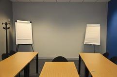 Wielka nowożytna sala lekcyjna lub biznes Zdjęcie Stock