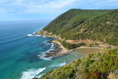 Wielka ocean droga obrazy royalty free