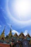 Wielka pagoda Zdjęcia Royalty Free