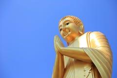 wielka posąg Buddy Obrazy Royalty Free
