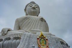 wielka posąg Buddy zdjęcia royalty free