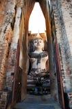 wielka posąg Buddy Fotografia Stock