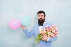 Wielka przyjemno?? mi?o?ci data z kwiatami szcz??liwy urodziny t?a bukieta dekoracyjna ilustracyjna wiosna 8 Marzec kobieta dzie? zdjęcie stock