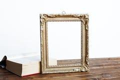 wielka ramowej zdjęcie drewniany xx fotografia royalty free