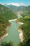 wielka rzeka Zdjęcie Stock