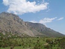 Piękny góra krajobraz Obraz Royalty Free