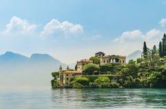 Wielka własność jeziorem Obrazy Royalty Free