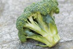 Wielka wiązka Zieleni brokuły Zdjęcia Royalty Free