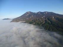 Wielka wycieczka Kamchatka Tajemniczy miejsca zdjęcie stock