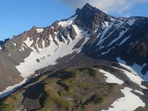Wielka wycieczka Kamchatka Tajemniczy miejsca fotografia royalty free