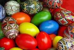 Wielkanoc 05 jaj Fotografia Stock