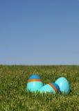 Wielkanoc 2 jajko Fotografia Stock