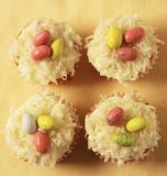 Wielkanoc bułeczki Obraz Royalty Free