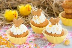 Wielkanoc bułeczki Fotografia Royalty Free