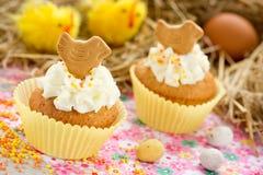 Wielkanoc bułeczki Obraz Stock