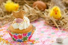 Wielkanoc bułeczki Zdjęcia Stock
