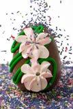 Wielkanoc czekoladowe jaja Zdjęcie Stock