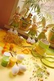 Wielkanoc dekoracje Zdjęcia Royalty Free