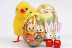 Wielkanoc dekoracje Zdjęcie Royalty Free